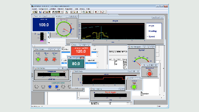 ARINC 429 Bus Analyzer & Simulation Tool